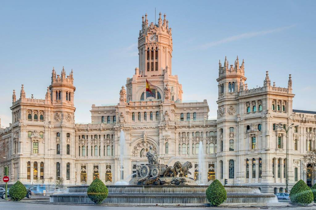 Madrid, Spanien (© iStock)