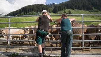 Bauernverbandspräsident und CVP-Nationalrat Markus Ritter: «Wir sind keine Abzocker.» (Symbolbild)