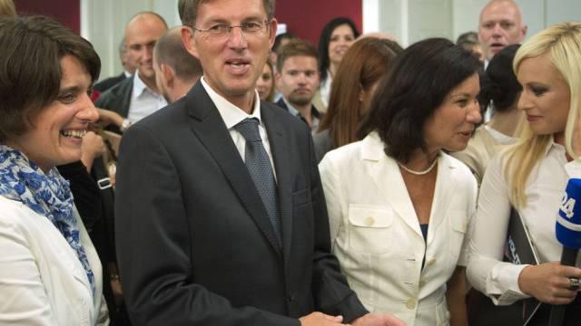 Miro Cerar dürfte der nächste slowenische Ministerpräsident werden