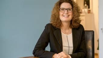 Es werde keine offizielle Wahlempfehlung der CVP für andere bürgerliche Regierungskandidaten geben, sagt CVP-Chefin Brigitte Müller-Kaderli.