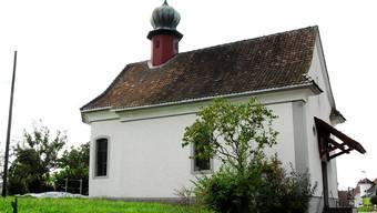 Die Kapelle in Full aus dem Jahr 1795 muss renoviert werden.