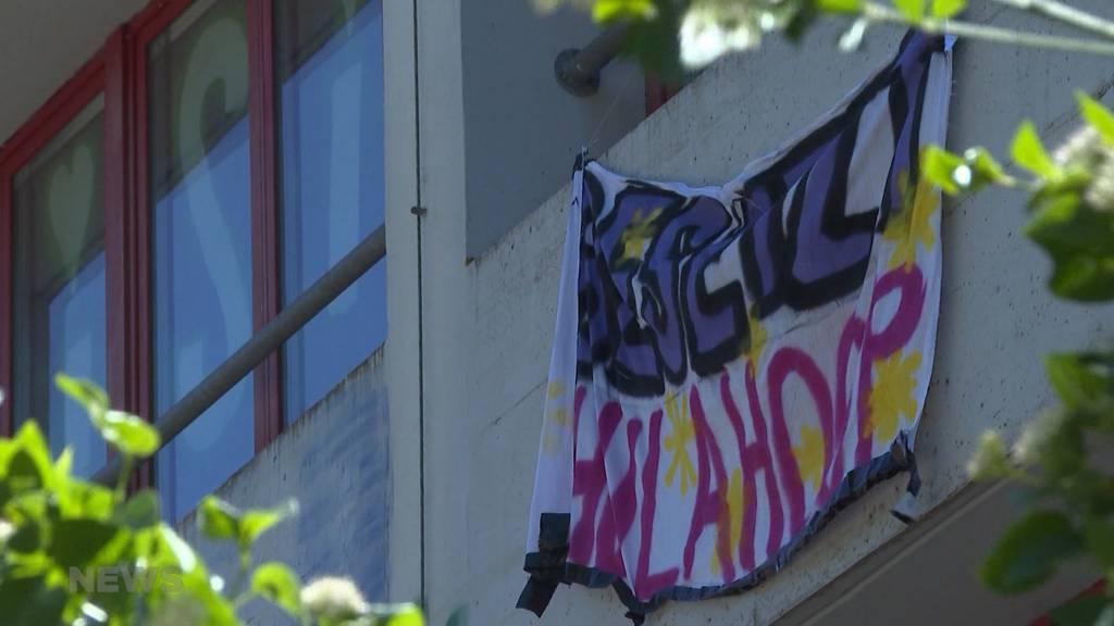 Fünf Schein-Besetzungen auf einen Streich: Fünf Liegenschaften in Bern gleichzeitig besetzt