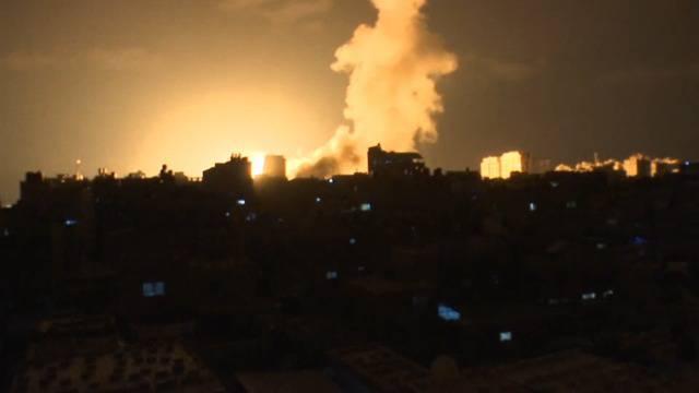 Schwangere Frau und Kleinkind bei israelischem Luftangriff getötet