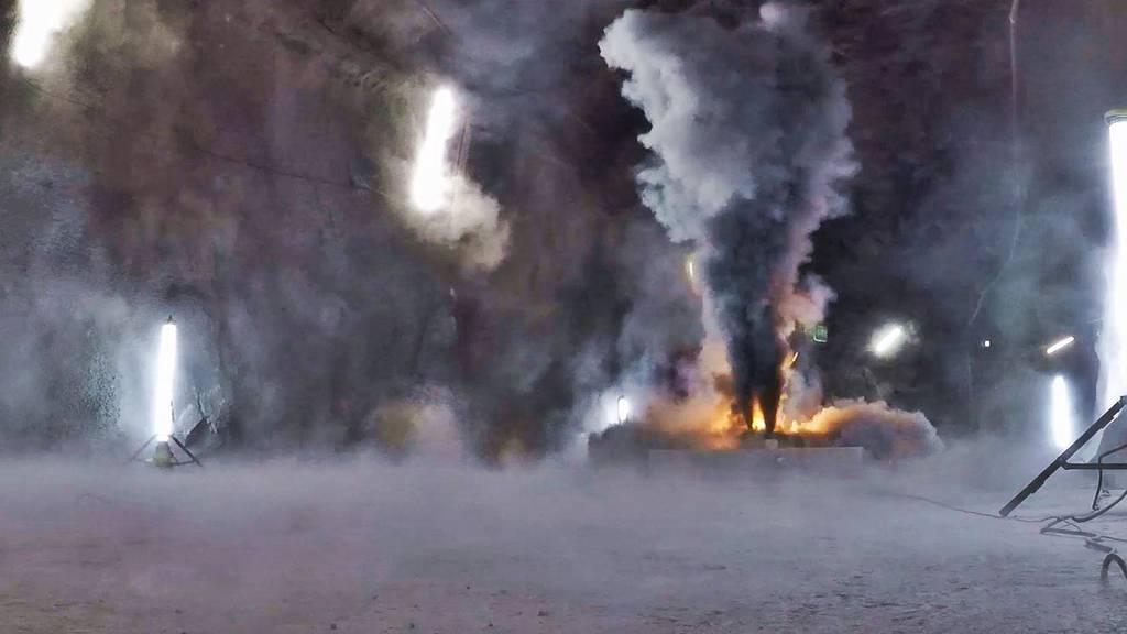 Forscher warnen: GewaltigeRussmengeund Stichflammen