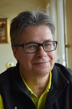 Astrid Müller, Vereinspräsidentin