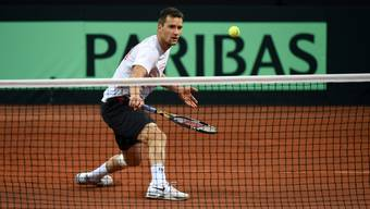 Vor knapp zwei Wochen gewann Marco Chiudinelli sein erstes Turnier seit 2009.