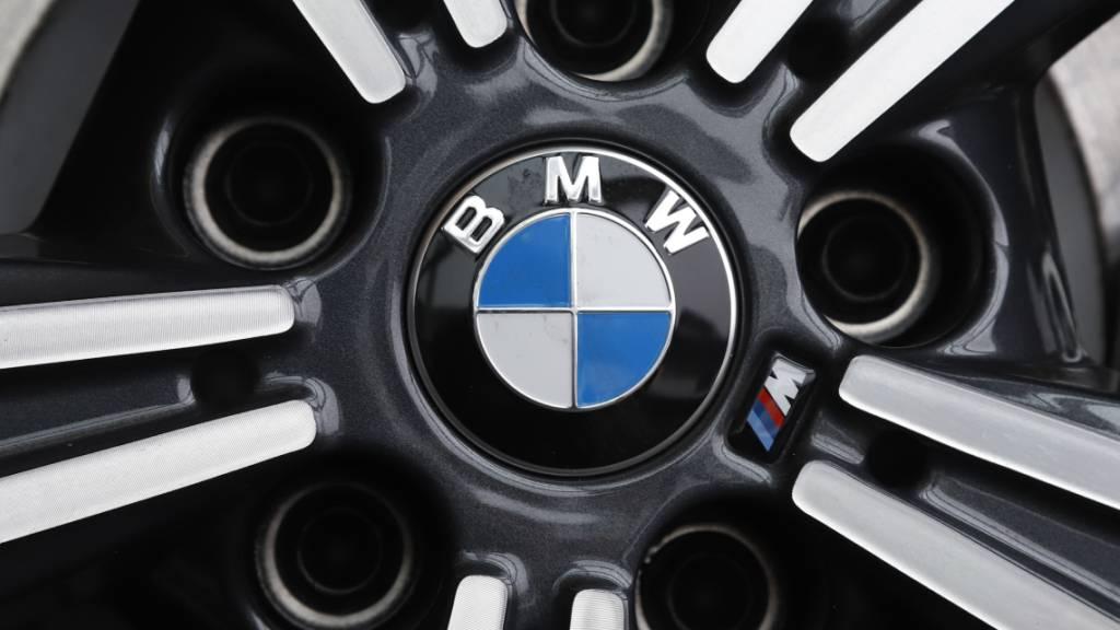 BMW-Verkäufe brechen um mehr als 20 Prozent ein
