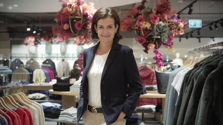 Nicole Loeb, Chefin und Miteigentümerin des Kaufhaus Loeb