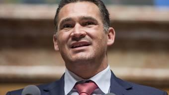 Der St. Galler FDP-Nationalrat Marcel Dobler erhielt bei den Bundesratswahlen überraschend 21 Stimmen. Woher diese kamen, wird wohl für immer ein Geheimnis bleiben. (Archivbild)