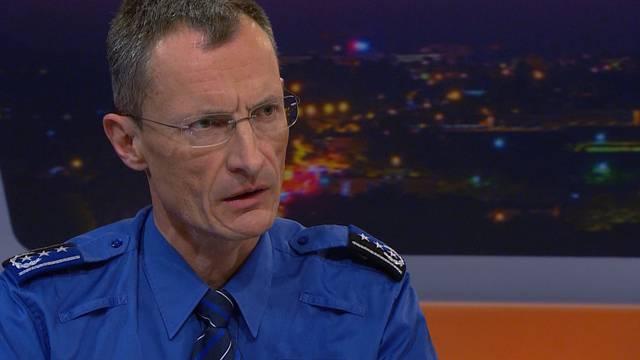 Polizeikommandant nach Einbrecher-Jagd im Aargau: «Fortsetzung folgt»