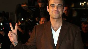 Robbie Williams freut sich über Wiedervereinigung (Archiv)
