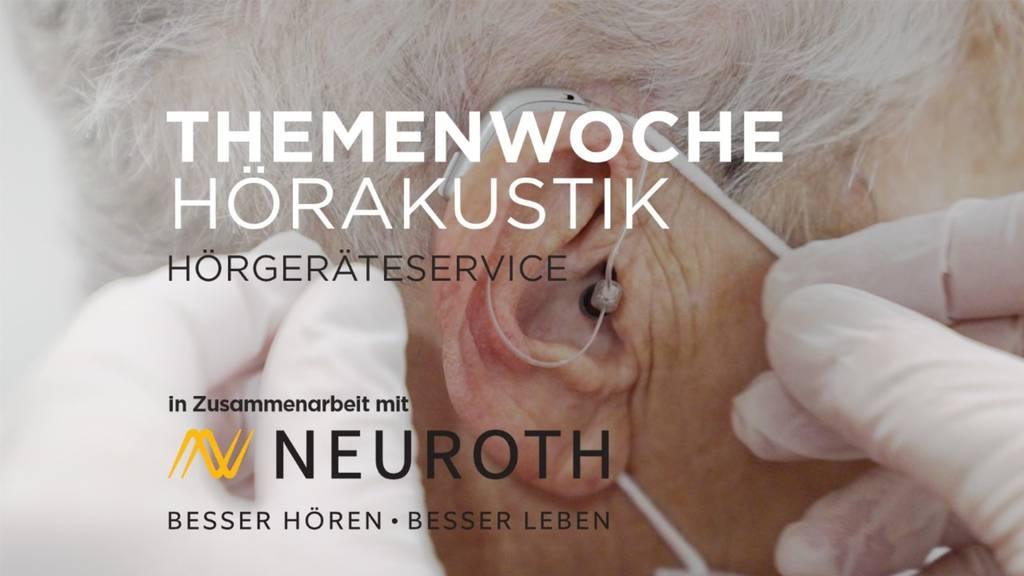 Hörgeräteservice
