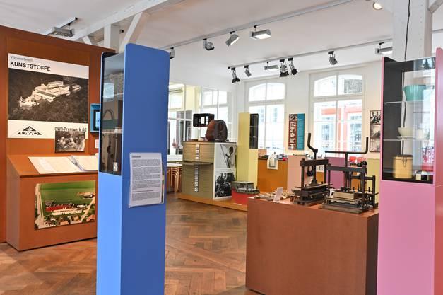 OWO-Ausstellung im Museum haarundkamm Mümliswil