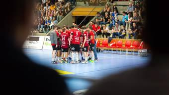 Der HSC Suhr Aarau gewinnt gegen Wädenswil/Horgen, auch wenn die Aargauer zur Pause noch zurücklagen.