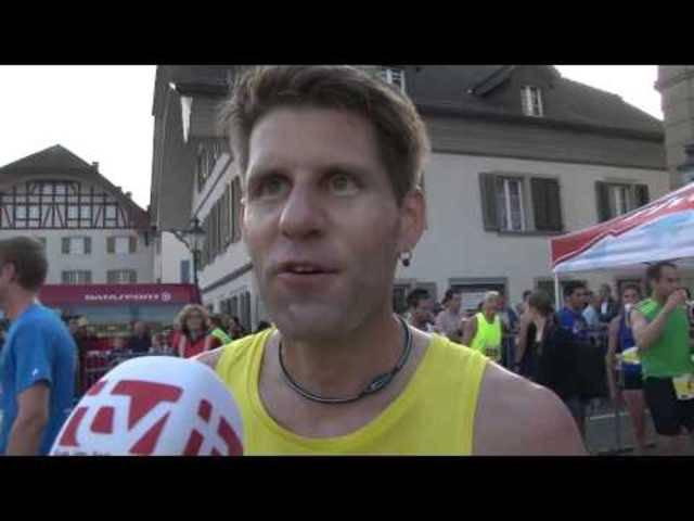 Zofinger Stadtlauf: Interview mit dem Sieger