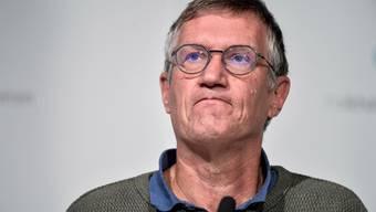 Sonderweg-Vordenker Anders Tegnell steht in der Kritik.