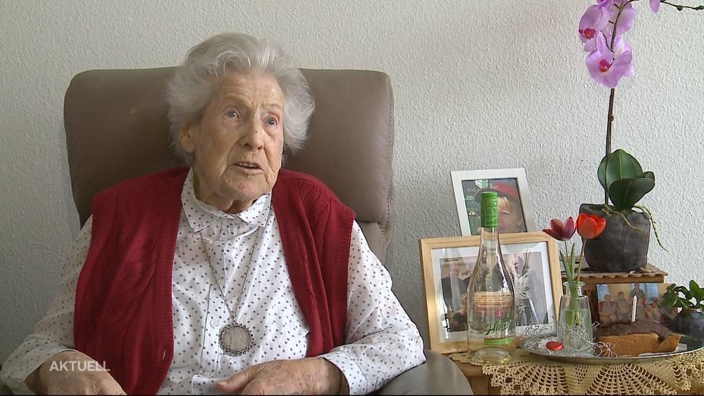 Happy Birthday: Emilie Obrist feiert ihren 104. Geburtstag