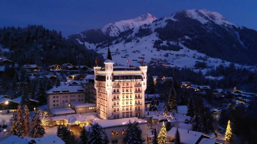 Im Gstaad Palace