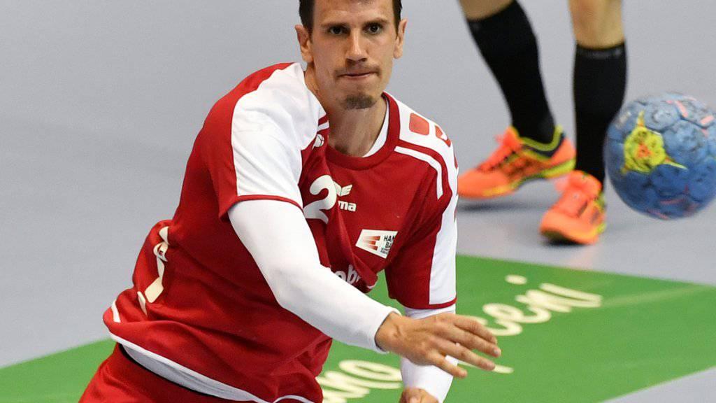 Andy Schmid zählt seit Jahren zu den weltbesten Handballern.