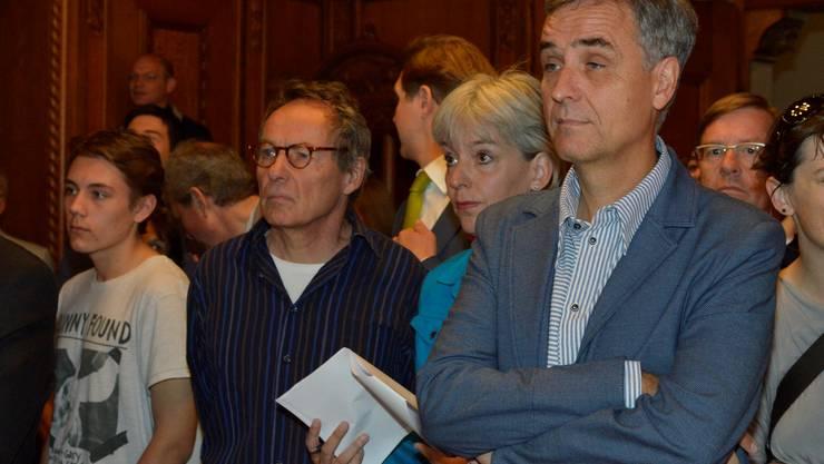 Kritischer Blick auf die Abstimmungsresultate von Regierungspräsident Guy Morin