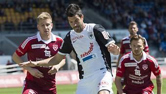 Kommt mit Burki die Wende? Oder anders gefragt: Kann sich der FC Aarau gegen Vaduz behaupten?