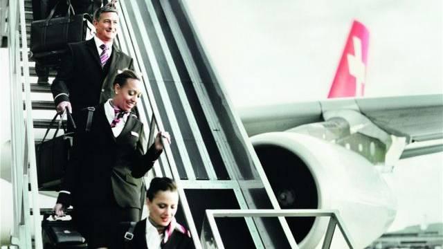 Im Rahmen des Lufthansa-Sparprogramms muss die Swiss bis 2015 100 Millionen Franken einsparen. Foto: