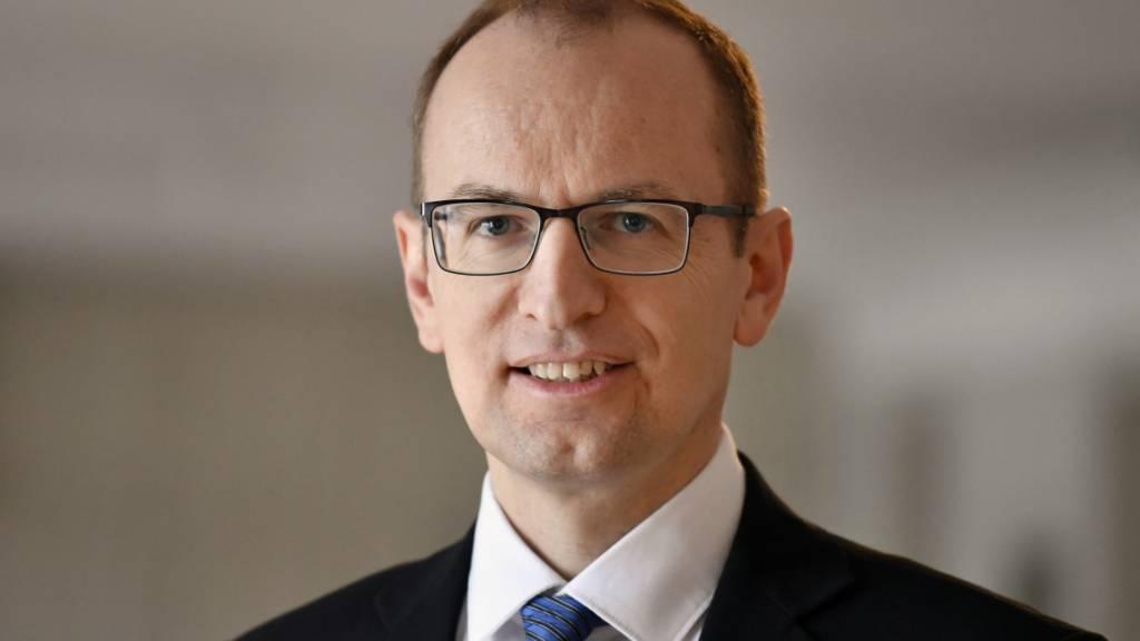 Claudius Luterbacher leitet künftig als Präsident die Geschicke von Caritas Schweiz.