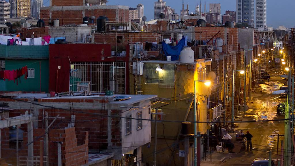 In Argentinien fehlt der Wirtschaft derzeit Kraft für eine Expansion. (Symbolbild Buenos Aires)