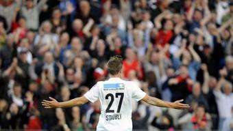 FC Aarau gegen FC Winterthur