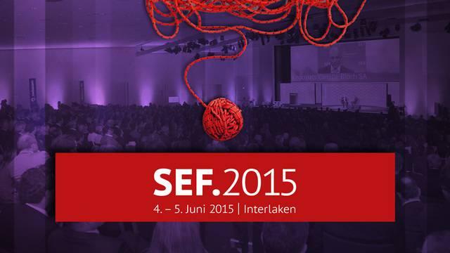 Sondersendung am 17. Swiss Economic Forum