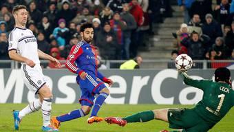 Er war der grosse Abwesende – und räumt gleich dreifach ab: Mohamed Salah