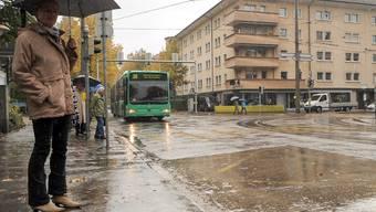 Wegen des 36er-Busses fühlt sich ein Teil der Gundeli-Bewohner im Regen stehen gelassen.