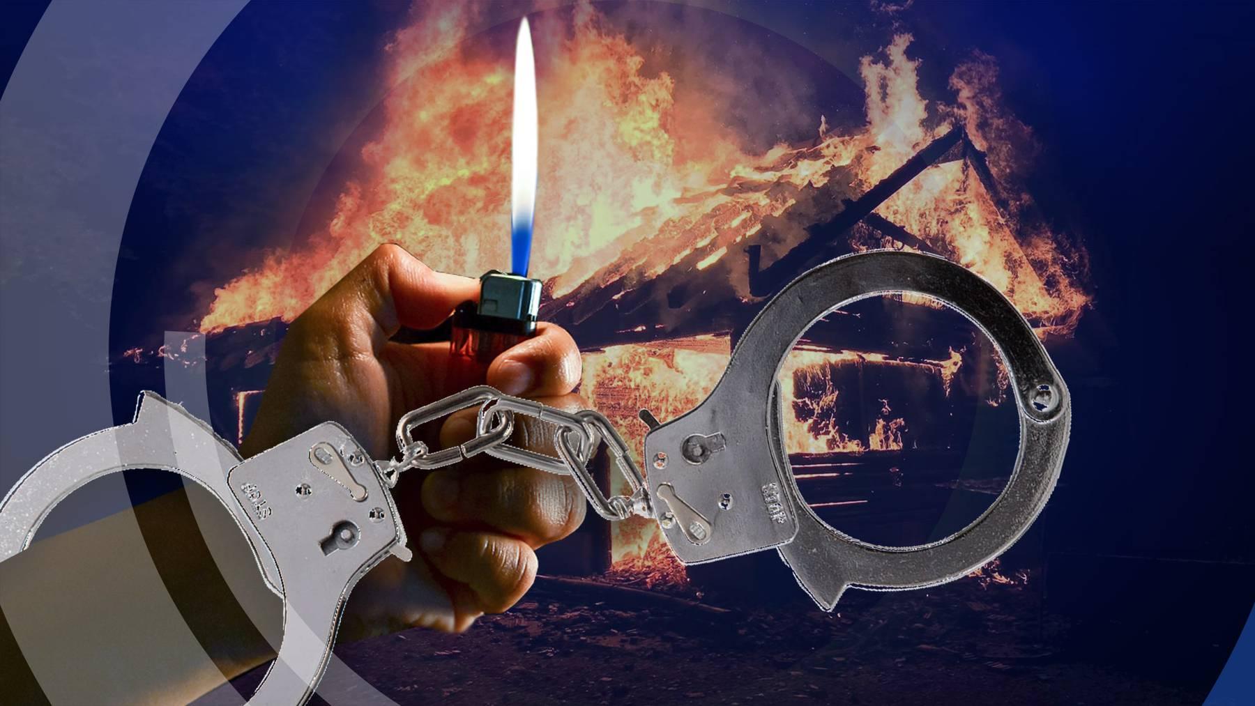 Nach weiteren Bränden in Merenschwand werden 10 Personen verhaftet