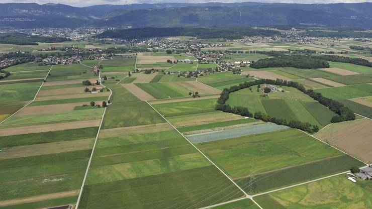 Gamaya entwickelt Analytik-Tools für grosse Landwirtschaftsflächen (Symbolbild)