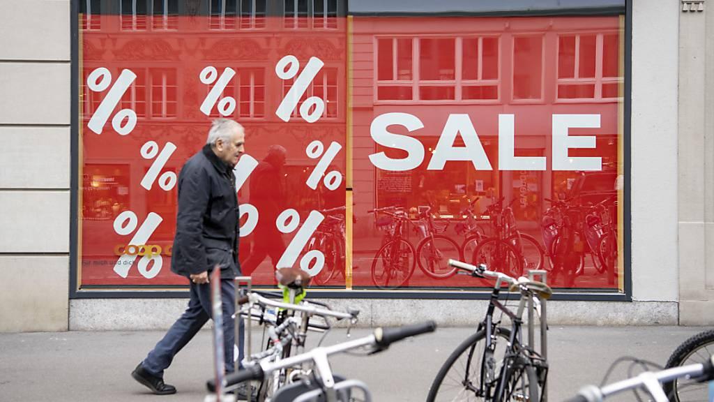 Schweizer Detailhandel kratzt 2020 an der 100-Mrd-Grenze