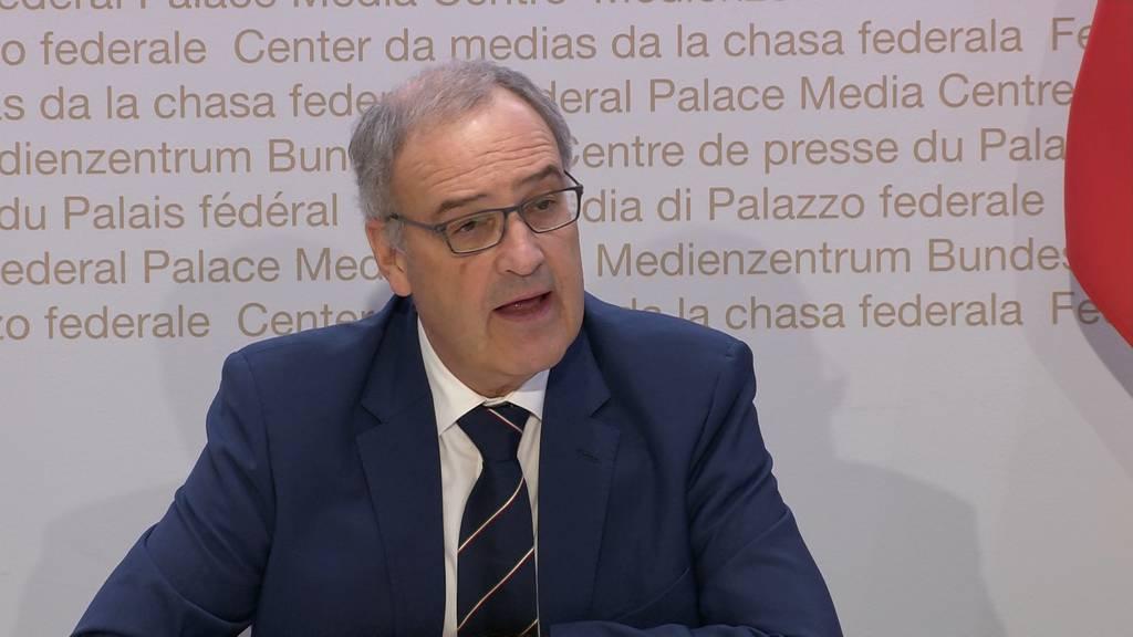 Bundesrat kündigt weitere Unterstützung für Wirtschaft an