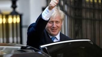 Boris Johnson, neuer Vorsitzender der konservativen Tories.