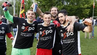 Aargauer Amateurklubs im Schweizer Cup