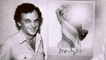 Bert Stern wurde als letzter Monroe-Fotograf bekannt