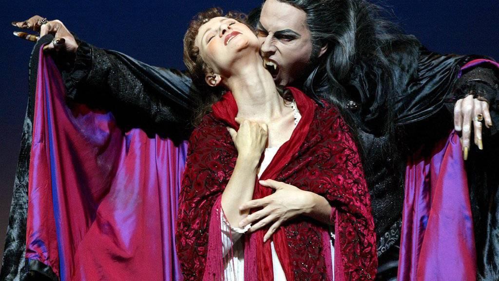 Kann das Musical «Tanz der Vampire» in St.Gallen aufgeführt werden? (Archiv)