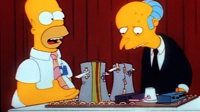 Homer hatte einen Feind
