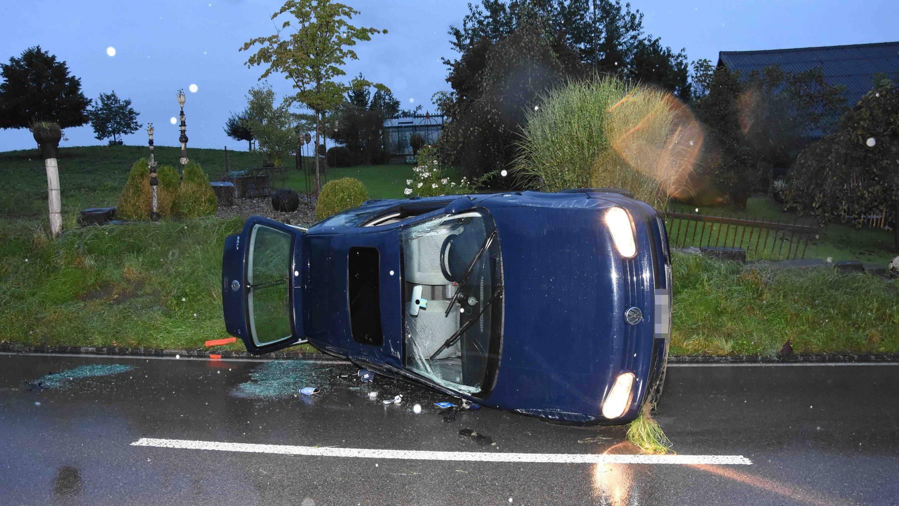 Waldkirch Unfall