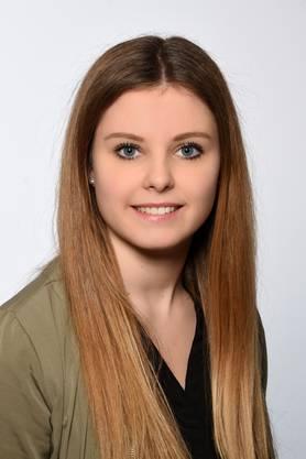 Tamina Grädel (SVP)