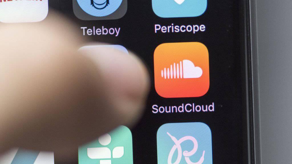 Soundcloud will unabhängig bleiben: Den Stellenabbau erachtet das Unternehmen als notwendig, um das Überleben zu sichern. (Archiv)