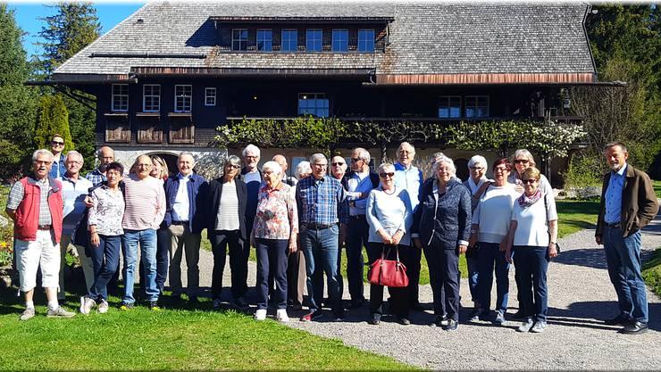 """Berühmt wurde dieses Schwarzwald-Heimatmuseum durch die Fernsehserie """"Die Schwarzwaldklinik"""", als Wohnhaus von Professor Dr. Brinkmann."""