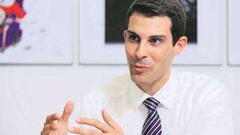 Integrator und Optimist: Thierry Burkart, FDP-Präsident und bald höchster Aargauer.