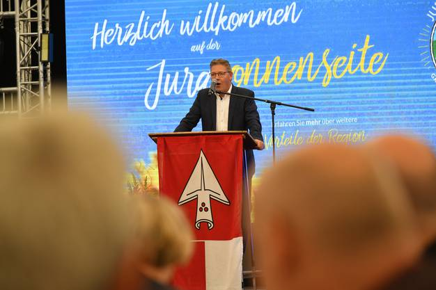 Landammann Roland Fürst