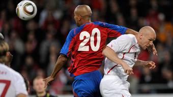 Schweiz gegen Costa Rica