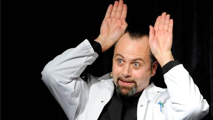 Professor Bleichenmoser. om
