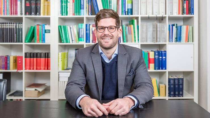 «Der Staatsbeitrag von 25 Prozent ist viel zu wenig. Ohne dass wir etwas schlechter machen, würde uns mindestens eine halbe Million Franken fehlen», sagt der Dietiker Sozialvorstand Philipp Müller (FDP) zum Entwurf fürs neue Sozialhilfegesetz.